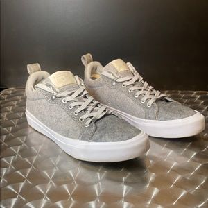 Converse All-Star Gray Unisex Sneakers